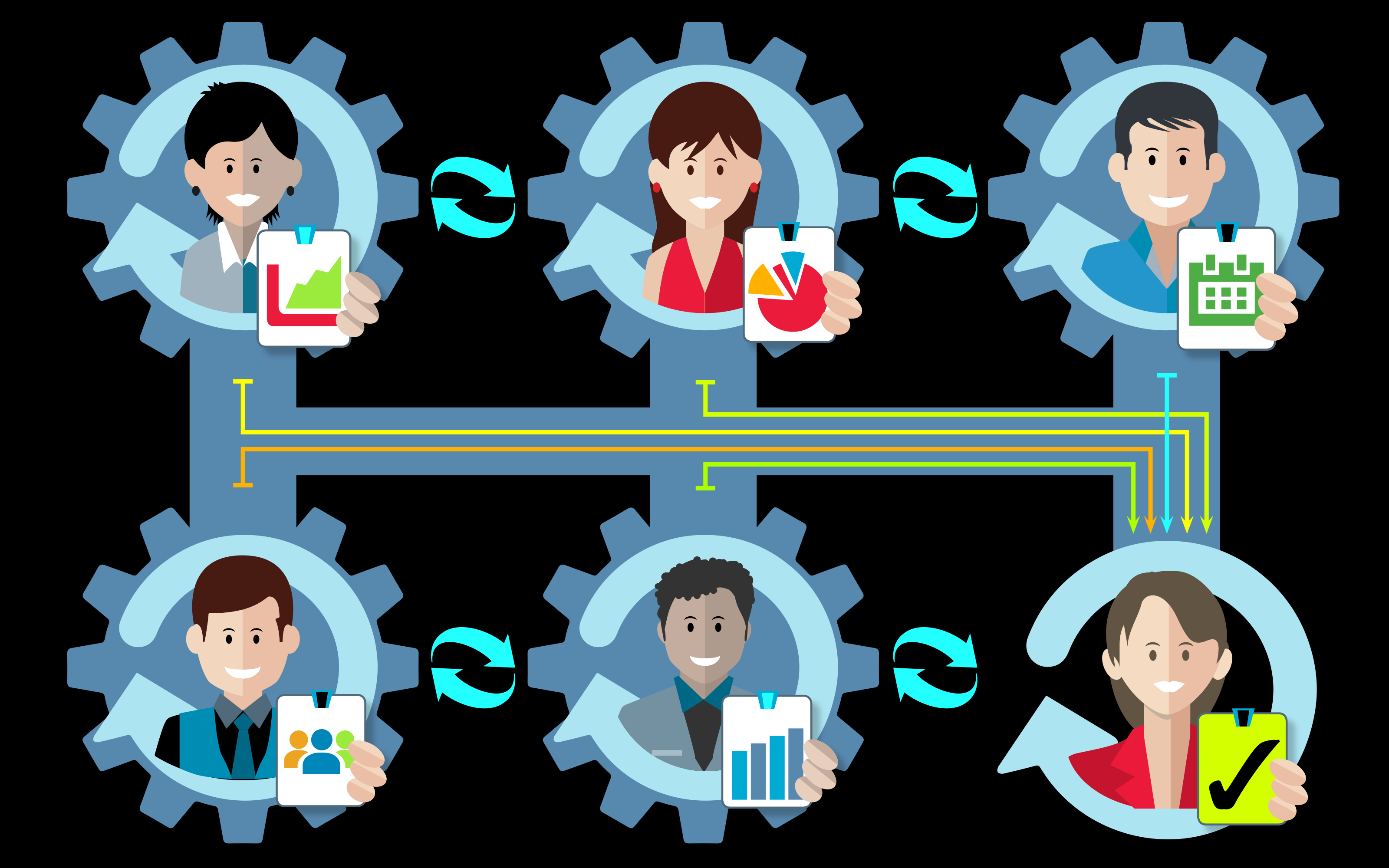 Need help automating your sales report collection? We can do custom development work for you