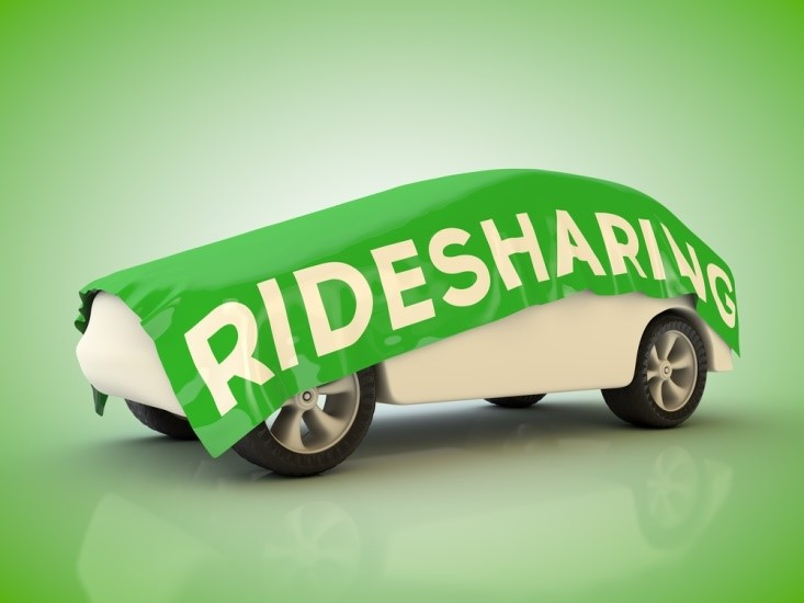 Guess how we got a free ride to grow our business ? With a famous 4 letters Ride Sharing App !
